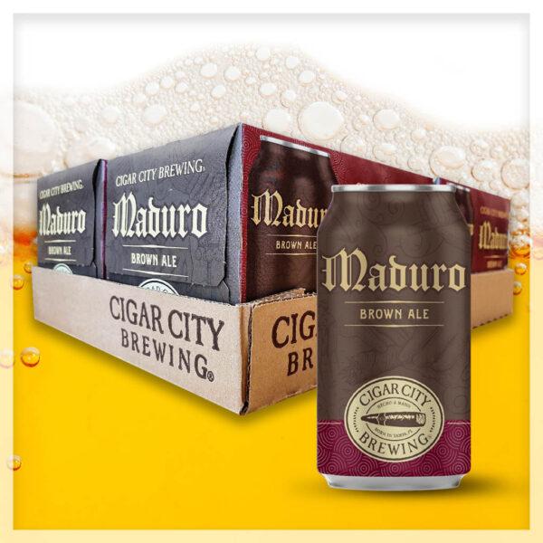 Cigar city Maduro
