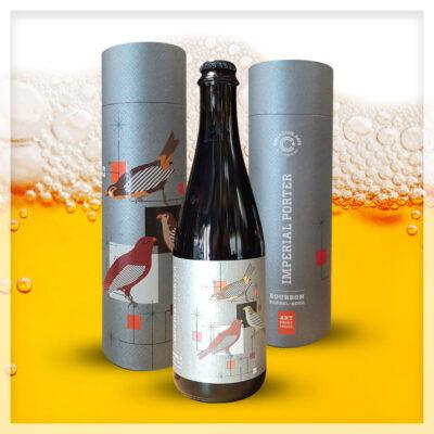 bottiglia di Collective Arts Imperial Porter